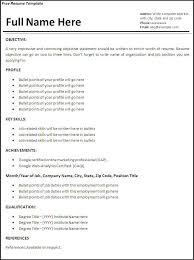 Hairdresser CV Example   icover org uk Your CV