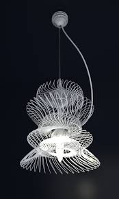 Octopus Lamp Lamp Shade 3d Print Join The 3d Printing Conversation Http Www