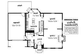 Colonial Floor Plans Colonial House Plan Perrysburg 42 001 1st Floor Plan Colonial
