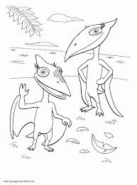 dinosaur train coloring pages ppinews co