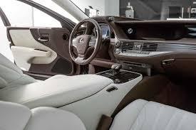 lexus jeep 2016 interior by design 2018 lexus ls automobile magazine