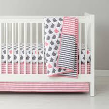 Gender Neutral Nursery Bedding Sets by Crib Bedding Land Of Nod Creative Ideas Of Baby Cribs
