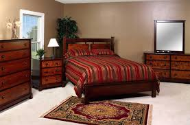 Modern Bedroom Set Dark Wood Surprising Look With Solid Maple Bedroom Furniture U2013 Dark Bedroom
