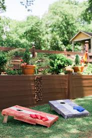 throw a southern style backyard barbecue hgtv u0027s decorating