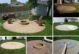 How To Make A Fire Pit In Backyard by 27 Fire Pit Ideas And Designs To Improve Your Backyard Homesteading