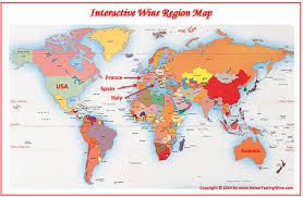 Map Of Italy Regions by Bettertastingwine Wine Maps