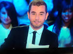 Flouzen - Ali Baddou en cravate flouzen sur Canal +
