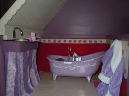 18 inch doll bathroom furniture caught my fancy dollhouse