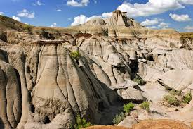 Badlands in Alberta  Canada The Canadian Encyclopedia