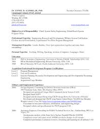 Resume Samples For Experienced Mechanical Engineers by Download Army Mechanical Engineer Sample Resume