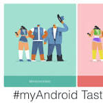 Google Launches Taste Test Site to Generate your Perfect Android Home Screen