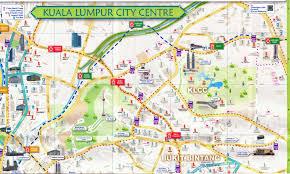 kuala lumpur map of areas kuala lumpur map pdf inspiring world map