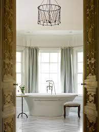 Modern Master Bathroom Ideas Bathrooms Modern Master Bathroom With Oval Bathtub Under Modern