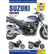 manual haynes for 2005 suzuki gsx 1400 k5 ebay