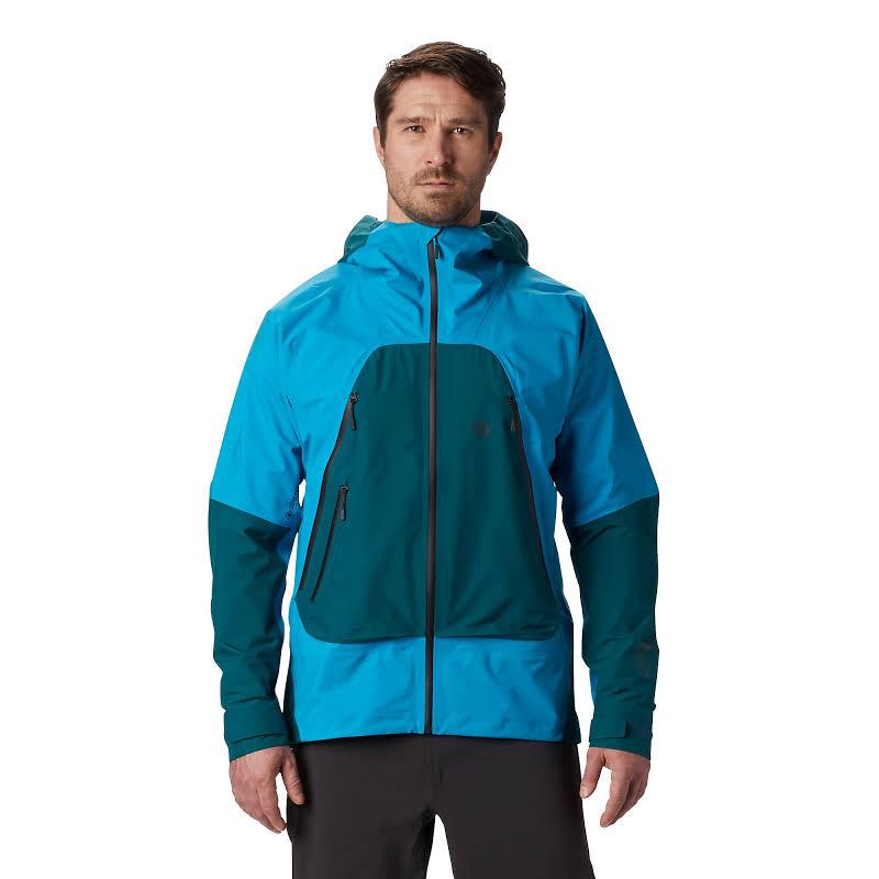 Mountain Hardwear High Exposure Gore-Tex C-Knit Jacket Traverse Medium 1851351443-M