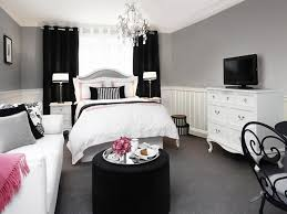 Pink Room Ideas by Amusing 50 Black White Bedroom Ideas Decorating Design Ideas Of