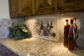 Kitchen Backsplash Mural Stone by Hypnotic Kitchen Backsplash Murals Metal Of Wine Murals Tile With