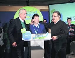 Javier Portero, nuevo presidente de NN.GG. de Sevilla, ayer entre ... - 36523962--644x495