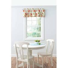 better homes and gardens jacobean stripe kitchen kitchen curtains
