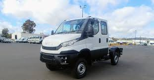 2016 55s17 4x4 iveco daily dual cab vic truck dealers australia