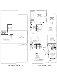 home design two bedroom house plans homepw03155 1350 square feet