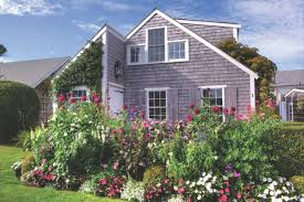 Nantucket Style Homes by Plant A Pocket Garden Hgtv
