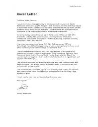 Fashion Designer Cover Letter Resume Cover Letter Fashion Designer Example Within Examples For