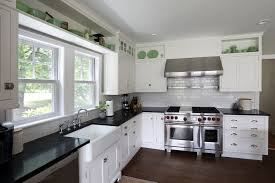 painted white kitchen island the most impressive home design