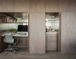 Best Home Offices Images On Pinterest Office Spaces Office - Home office cabinet design ideas