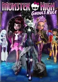 Monster High: Una fiesta divina de la muerte (TV)