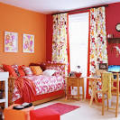 Colourful florals | Guest bedroom decorating ideas | housetohome.