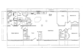 manufactured home floor plans singelwide for singlewide homes manufactured home floor plans