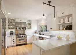 kitchen style white kitchen cabinets and stainless appliances