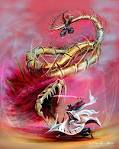 Bleach. Bankai-Zabimaru by jen-and-kris on deviantART