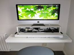 Ikea Computer Desk With Hutch by Workspace Imac Computer Desk Ikea Desks Corner Ikea Computer Desk