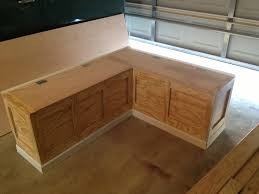 Plans To Build A Storage Bench by Simple Storage Bench Plans Corner Storage Bench Plans Ideas