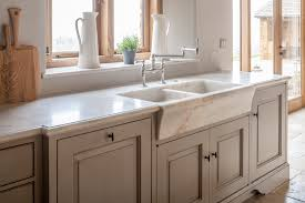 Marble For Kitchen Worktops Advice Artichoke - Marble kitchen sinks