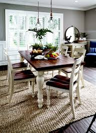 Dining Room Table Pictures Ashley U0027s Marsilona Dining Love The Dark And Light Wood Together