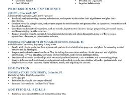 Breakupus Remarkable Sample Resume Resumecom With Great Select