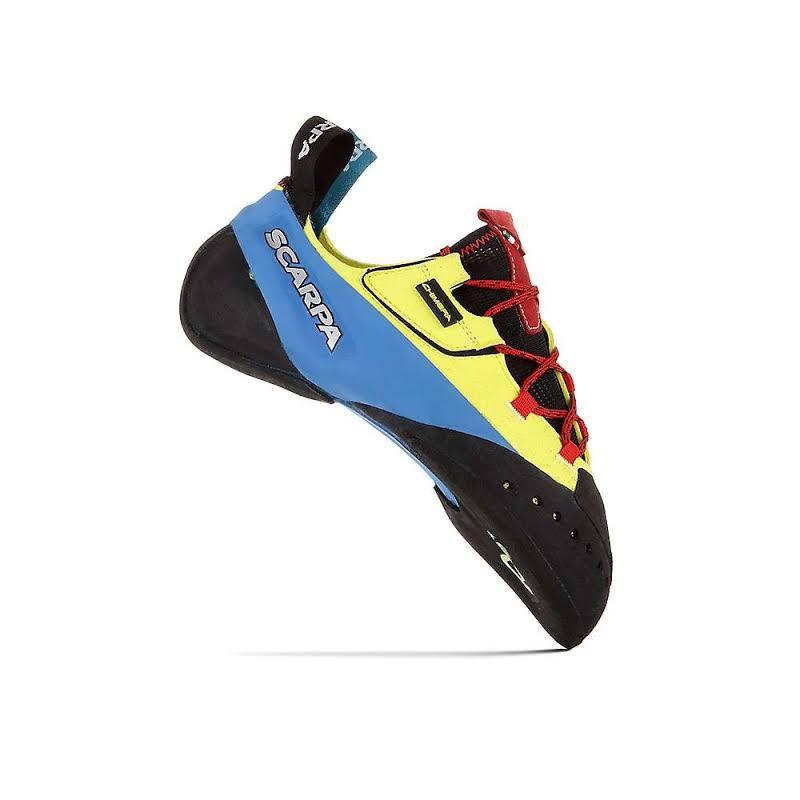 Scarpa Chimera Climbing Shoes Yellow Medium 35.5 70052/000-Yel-35.5