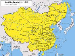 China Google Maps by 1732 Map Of China Qing Dynasty Google Search Adventure The