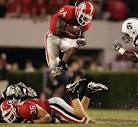 KNOWSHON MORENO - RB, Georgia - Top Impact Freshmen - Photos - SI ...