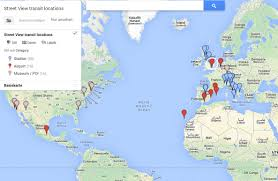 Google Maps Greece by Google Street View Maps Out Airports And Train Stations News
