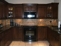 Kitchen Color Ideas With Cherry Cabinets 100 Kitchen Color Ideas With Dark Cabinets How To