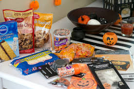 Halloween Cake Mix Cookies by Lifestyle Archives Xoxo B