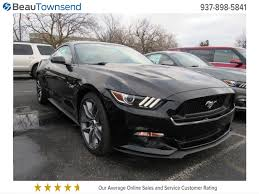 new 2017 ford mustang gt premium coupe in vandalia 171150 beau