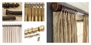 decorative traverse curtain rods home design ideas and pictures