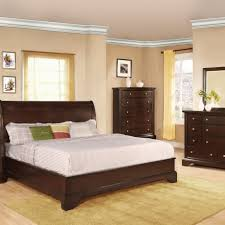 Walnut Furniture Bedroom by Awesome Bedroom Furniture Design Ideas Come With Cherry Wood Bed