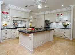 dashing british country kitchen design ideas presenting white