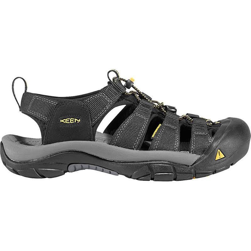 KEEN Newport H2 Multi Sport Sandals Black Medium 13 1001907-001-13